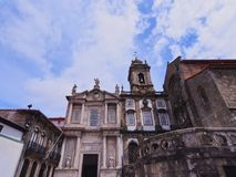 Church Of St Francis in Porto Royalty Free Stock Image