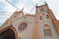 Church of St. Francis Xavier royalty free stock image