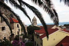 Church of st. George (Croatia) Stock Photography