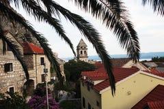 Church of st. George (Croatia) Stock Photography