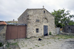 The Church of St. George in Feodosia. Royalty Free Stock Photography