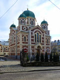 Church of St. George the Great Martyr, Lviv Royalty Free Stock Photo
