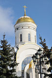 Church of St. George  in Moscow, Russia Stock Image