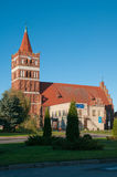Church of St. George in Pravdinsk Royalty Free Stock Photos