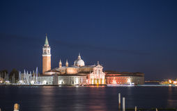 Church of st. George venice veneto italy europe Stock Photos