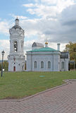 The Church of St.George the Victorious, Kolomenskoye Royalty Free Stock Images