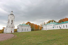 The Church of St.George the Victorious. Kolomenskoye Royalty Free Stock Photography