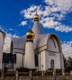 Church St. George Winners in Bialystok Royalty Free Stock Photography
