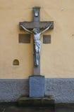 Church of St. Giacomo. Ponte dell'Olio. Emilia-Romagna. Italy. Royalty Free Stock Photo