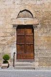 Church of St. Giovanni Battista. Tarquinia. Lazio. Italy. Stock Image