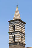 Church of St. Giovanni Battista. Viterbo. Lazio. I Royalty Free Stock Photography