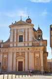 Church of St. Giovanni. Macerata. Marche. Italy. Royalty Free Stock Images