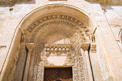 Church of St. Giovanni. Matera. Basilicata. Italy. Stock Photos