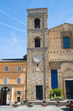 Church of St. Giuliano. Macerata. Marche. Italy. Stock Photography