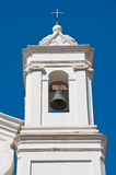Church of St. Giuseppe. Barletta. Puglia. Italy. Royalty Free Stock Photos