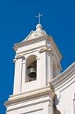 Church of St. Giuseppe. Barletta. Puglia. Italy. Stock Image