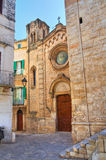 Church of St. Giuseppe. Fasano. Puglia. Italy. Royalty Free Stock Image