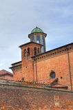 Church of St. Giuseppe. Piacenza. Emilia-Romagna. Italy. Stock Photography