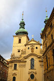 Church of St. Havel in Prague, Czech Republic Royalty Free Stock Photography