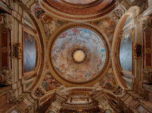 Church of St Ignatius of Loyola 1 Stock Images