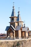Church of St. Innocent in Lensk Royalty Free Stock Photography
