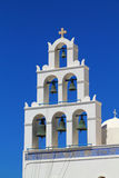Church St. Irene of Oia, Santorin Stock Image