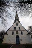 The church St. Jürgen in Heide (Holstein) Royalty Free Stock Photo