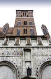 Church of St James the Apostle - Torun, Poland. Church of St James the Apostle in Torun, Poland royalty free stock photography