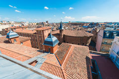 Church St. Jerome in Toulouse, France. Stock Images