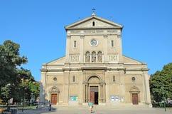 Church of St. Johann Evangelist in Vienna, Austria. Stock Photos