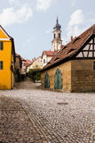 Church St Johannis or Johannes in Castell Germany Stock Photography
