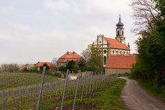 Church St Johannis or Johannes in Castell Germany Royalty Free Stock Photography
