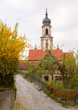 Church St Johannis or Johannes in Castell Germany Stock Image