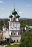 Church of St. John the Apostle in Rostov Kremlin Royalty Free Stock Photos