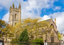 Church of St. John the Baptist in Cardiff Royalty Free Stock Photography