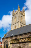 Church of St. John the Baptist in Cardiff Royalty Free Stock Images