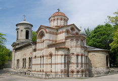 Church of St John the Baptist - Crimea Stock Photography