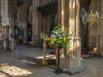 Church of St. John the Baptist at Easter   Cirencester Stock Photography