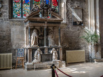 Church of St. John the Baptist at Easter   Cirencester Stock Photos