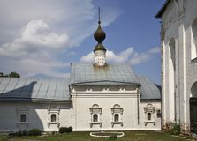 Church of St. John the Baptist in Gorokhovets. Vladimir Oblast. Russia Royalty Free Stock Photography