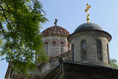 Church of St John the Baptist in Kerch Stock Images