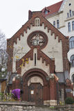 Church of St. John the Baptist in Lviv Royalty Free Stock Photo