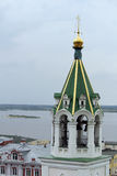 Church of St John the Baptist, Nizhny Novgorod Royalty Free Stock Photography