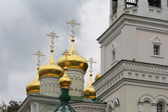 Church of St John the Baptist, Nizhny Novgorod Stock Photo