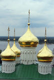 Church of St John the Baptist, Nizhny Novgorod Royalty Free Stock Photos