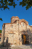 Church of St. John the Baptist in old Nesebar Stock Photos