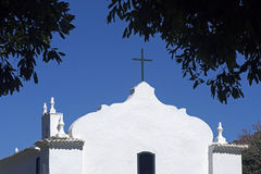 Church of St. John the Baptist, in Trancoso, Bahia Stock Images