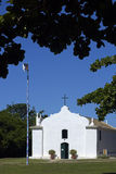 Church of St. John the Baptist in Trancoso Bahia stock photo