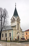 Church of St. John the Baptist in Travnik. Bosnia and Herzegovina Royalty Free Stock Image