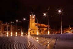 Church of St. John inTallinn, Estonia Stock Photos
